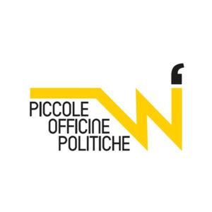 Logo progetto Piccole Officine Politiche