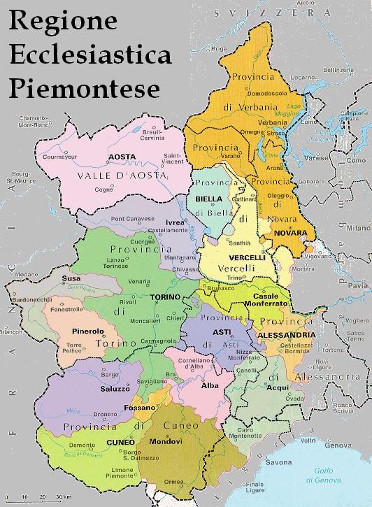 Regione Ecclesiastica Piemontese